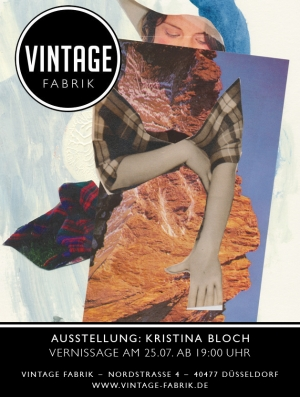 Kristina Bloch Vernissage am 25.07.2014